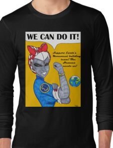 Team 7 We Can Do it! Long Sleeve T-Shirt