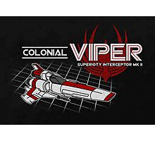 Colonial Viper Photographic Print