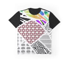 Crazy Pattern  Graphic T-Shirt