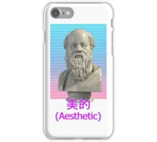 Aesthetic iPhone Case/Skin