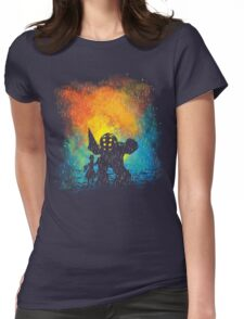 Escape Rapture Womens Fitted T-Shirt