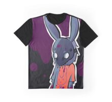 Stupid Bunny Suit Graphic T-Shirt