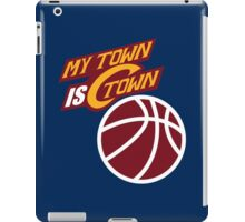 My Town Is C Town iPad Case/Skin