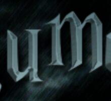 Lumos Harry Potter Sticker