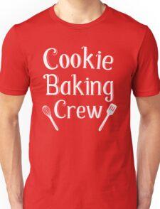 Cookie Baking Crew Unisex T-Shirt