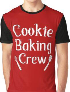Cookie Baking Crew Graphic T-Shirt
