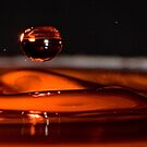 Psychedelic Water Drop Play (1) by Wolf Sverak