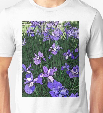 Irises  Unisex T-Shirt