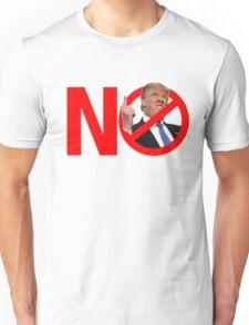 FUCK TRUMP - NO Unisex T-Shirt
