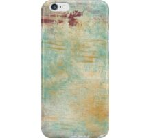 Grunge Abstract iPhone Case/Skin
