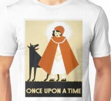 Vintage poster - Little Red Riding Hood Unisex T-Shirt