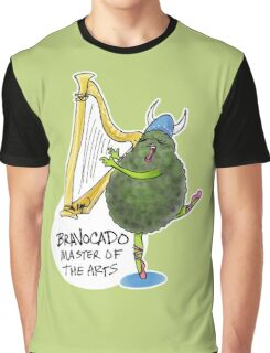 Bravocado, Master of the Arts Graphic T-Shirt