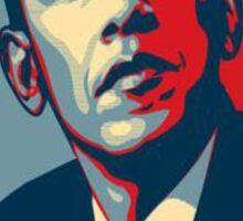 Obama Hope Sticker