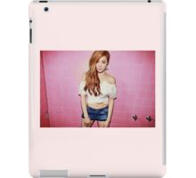 TTS- HOLLER- TIFFANY iPad Case/Skin