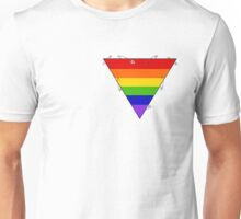Gay PRIDE Safety Pin Unisex T-Shirt