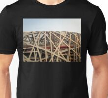 Bird Nest Stadium Unisex T-Shirt