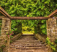 Garden Portico by Adam Northam