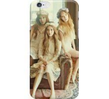 TTS- HOLLER- TAETISEO iPhone Case/Skin