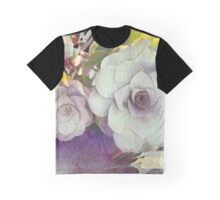Succulent Tranquility Graphic T-Shirt