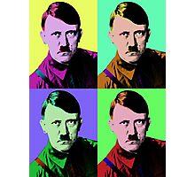 Hitler Warhol Photographic Print