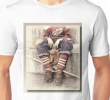 The Hockey Player Unisex T-Shirt