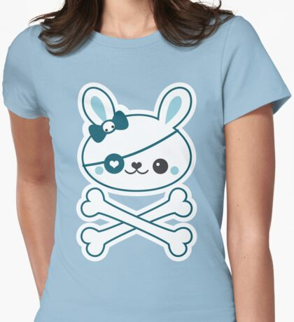 Cute Pirate Bunny T-Shirt