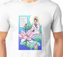 Kuan Yin Who Hears the Cries of the World Unisex T-Shirt