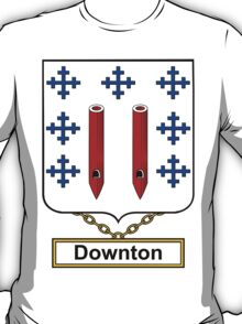 Downton Coat of Arms (English) T-Shirt