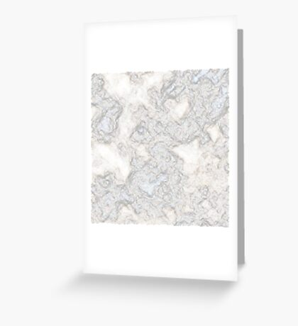 Recycled Crumpled Paper Greeting Card