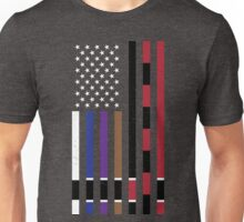 BJJ Stars & Stripes Unisex T-Shirt