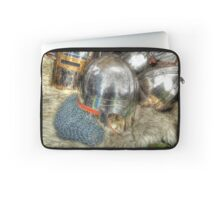 Gothic helmets Laptop Sleeve