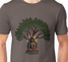 Buddha under Bodhi Tree Unisex T-Shirt