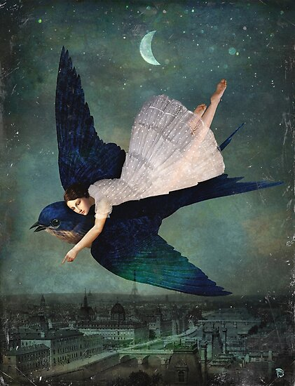 fly me to paris by ChristianSchloe