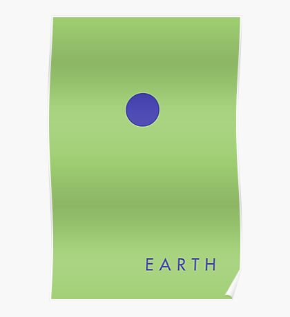 Planet: Earth Poster