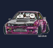 Crazy Car Art 0141 Kids Tee