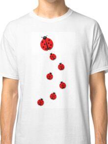 Many Ladybugs Classic T-Shirt