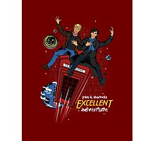 Excellent Adventure Photographic Print