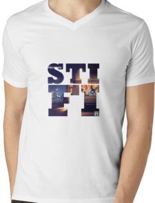 Sticky Fingers - Westway (The Glitter, & The Slums) Mens V-Neck T-Shirt
