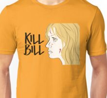 Kill Bill (Transparent) Unisex T-Shirt