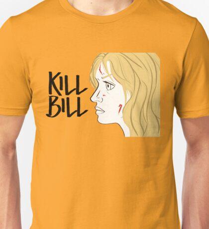 Kill Bill (Transparent) Unisex T-Shirt