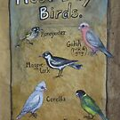 Most Day Birds by Thea T