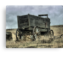 Dalles Mountain Ranch ( 1 ) Canvas Print