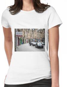 Cockburn Street Womens Fitted T-Shirt