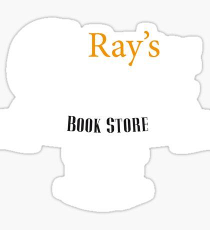 Rays Occult Books Sticker