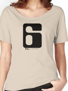 Rollerball 6 Women's Relaxed Fit T-Shirt