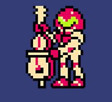 Metroid Musician from Tetris Unisex T-Shirt