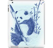 SelfPreservation iPad Case/Skin