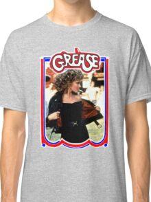 GREASE - VINTAGE - Olivia - John Classic T-Shirt