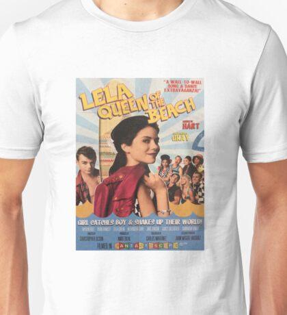 Lela Queen of the Beach Unisex T-Shirt