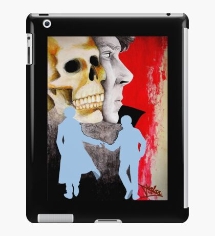 Fatal Deduction iPad Case/Skin